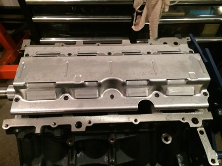 Factory truck windage tray